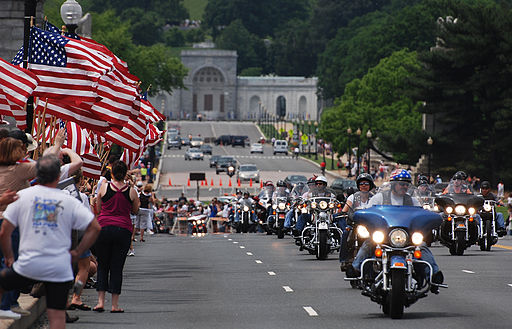 Memorial Day, Rolling Thunder and Memories