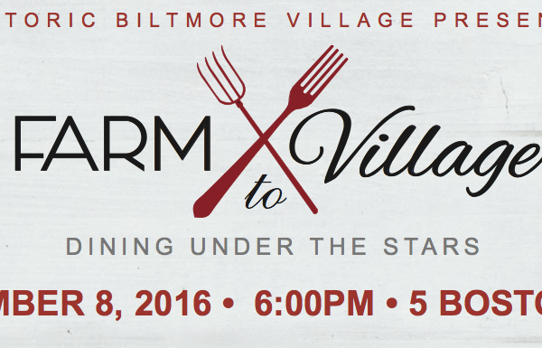 Dine to Support the Appalachian Sustainable Agriculture Project