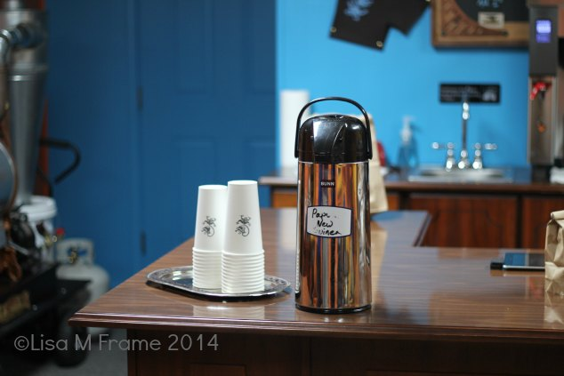 Coffee. Small Town Coffee Roasters, Rutherfordton, NC