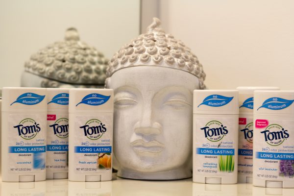 Tom's of Maine Deodorant — Putting It to the Test {with Giveaway!}